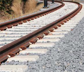 Các dự án đường sắt cũng sẽ được đoàn công tác kiểm tra, rà soát - Ảnh: Việt Tuấn.